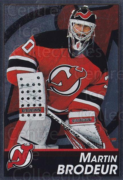 2013-14 Panini Stickers #92 Martin Brodeur<br/>1 In Stock - $5.00 each - <a href=https://centericecollectibles.foxycart.com/cart?name=2013-14%20Panini%20Stickers%20%2392%20Martin%20Brodeur...&quantity_max=1&price=$5.00&code=767543 class=foxycart> Buy it now! </a>