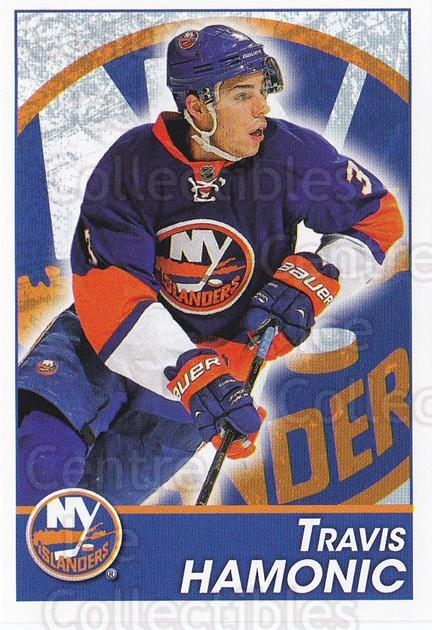 2013-14 Panini Stickers #102 Travis Hamonic<br/>2 In Stock - $1.00 each - <a href=https://centericecollectibles.foxycart.com/cart?name=2013-14%20Panini%20Stickers%20%23102%20Travis%20Hamonic...&quantity_max=2&price=$1.00&code=767553 class=foxycart> Buy it now! </a>