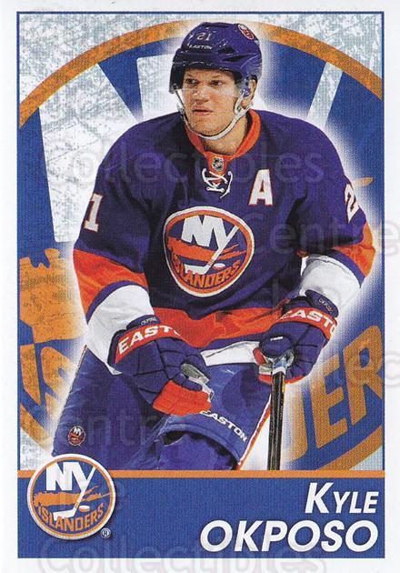 2013-14 Panini Stickers #105 Kyle Okposo<br/>2 In Stock - $1.00 each - <a href=https://centericecollectibles.foxycart.com/cart?name=2013-14%20Panini%20Stickers%20%23105%20Kyle%20Okposo...&quantity_max=2&price=$1.00&code=767556 class=foxycart> Buy it now! </a>