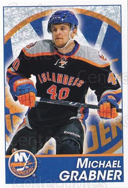 2013-14 Panini Stickers #106 Michael Grabner<br/>2 In Stock - $1.00 each - <a href=https://centericecollectibles.foxycart.com/cart?name=2013-14%20Panini%20Stickers%20%23106%20Michael%20Grabner...&quantity_max=2&price=$1.00&code=767557 class=foxycart> Buy it now! </a>