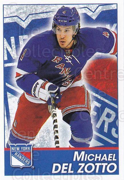 2013-14 Panini Stickers #112 Michael Del Zotto<br/>2 In Stock - $1.00 each - <a href=https://centericecollectibles.foxycart.com/cart?name=2013-14%20Panini%20Stickers%20%23112%20Michael%20Del%20Zot...&quantity_max=2&price=$1.00&code=767563 class=foxycart> Buy it now! </a>