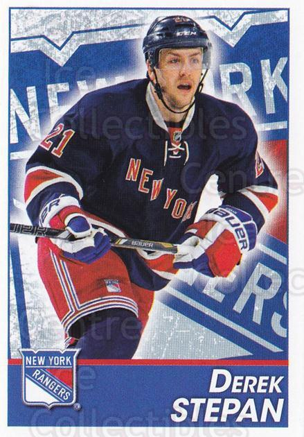 2013-14 Panini Stickers #118 Derek Stepan<br/>2 In Stock - $1.00 each - <a href=https://centericecollectibles.foxycart.com/cart?name=2013-14%20Panini%20Stickers%20%23118%20Derek%20Stepan...&quantity_max=2&price=$1.00&code=767569 class=foxycart> Buy it now! </a>