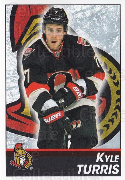 2013-14 Panini Stickers #125 Kyle Turris<br/>2 In Stock - $1.00 each - <a href=https://centericecollectibles.foxycart.com/cart?name=2013-14%20Panini%20Stickers%20%23125%20Kyle%20Turris...&quantity_max=2&price=$1.00&code=767576 class=foxycart> Buy it now! </a>