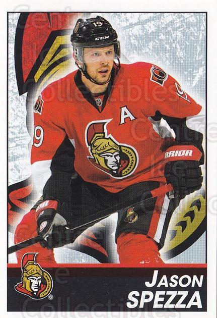 2013-14 Panini Stickers #126 Jason Spezza<br/>2 In Stock - $1.00 each - <a href=https://centericecollectibles.foxycart.com/cart?name=2013-14%20Panini%20Stickers%20%23126%20Jason%20Spezza...&quantity_max=2&price=$1.00&code=767577 class=foxycart> Buy it now! </a>