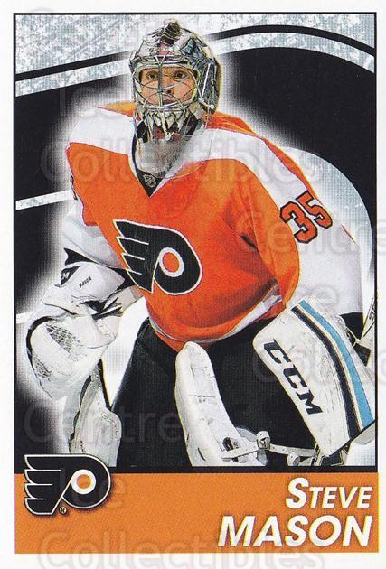 2013-14 Panini Stickers #128 Steve Mason<br/>1 In Stock - $1.00 each - <a href=https://centericecollectibles.foxycart.com/cart?name=2013-14%20Panini%20Stickers%20%23128%20Steve%20Mason...&quantity_max=1&price=$1.00&code=767579 class=foxycart> Buy it now! </a>