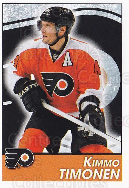 2013-14 Panini Stickers #130 Kimmo Timonen<br/>2 In Stock - $1.00 each - <a href=https://centericecollectibles.foxycart.com/cart?name=2013-14%20Panini%20Stickers%20%23130%20Kimmo%20Timonen...&quantity_max=2&price=$1.00&code=767581 class=foxycart> Buy it now! </a>
