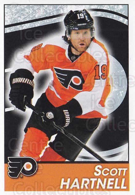 2013-14 Panini Stickers #131 Scott Hartnell<br/>2 In Stock - $1.00 each - <a href=https://centericecollectibles.foxycart.com/cart?name=2013-14%20Panini%20Stickers%20%23131%20Scott%20Hartnell...&quantity_max=2&price=$1.00&code=767582 class=foxycart> Buy it now! </a>