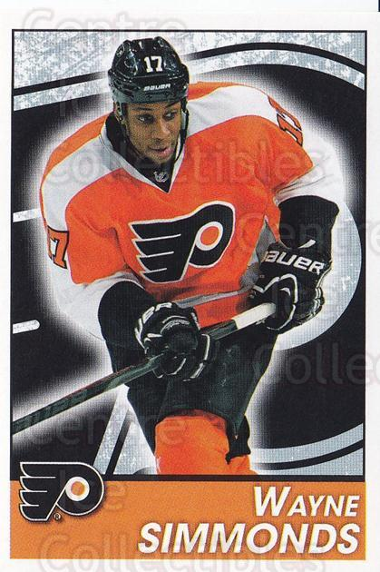 2013-14 Panini Stickers #134 Wayne Simmonds<br/>2 In Stock - $1.00 each - <a href=https://centericecollectibles.foxycart.com/cart?name=2013-14%20Panini%20Stickers%20%23134%20Wayne%20Simmonds...&quantity_max=2&price=$1.00&code=767585 class=foxycart> Buy it now! </a>