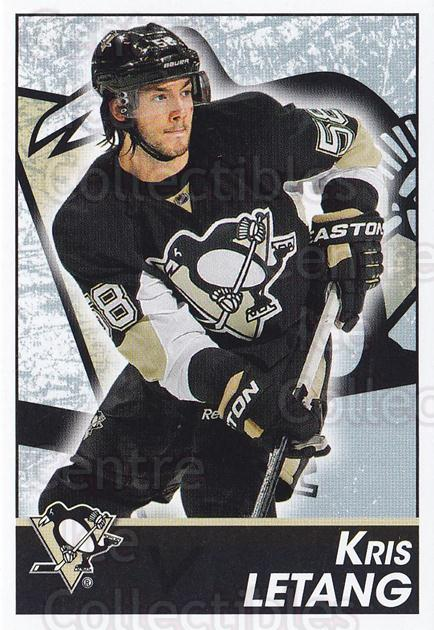 2013-14 Panini Stickers #140 Kris Letang<br/>2 In Stock - $1.00 each - <a href=https://centericecollectibles.foxycart.com/cart?name=2013-14%20Panini%20Stickers%20%23140%20Kris%20Letang...&quantity_max=2&price=$1.00&code=767591 class=foxycart> Buy it now! </a>