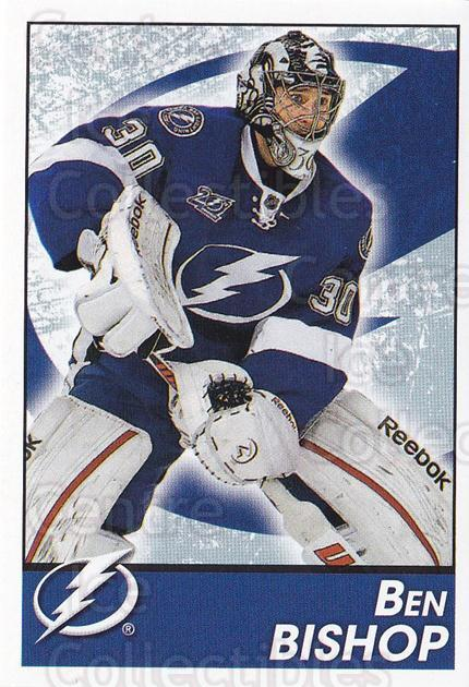 2013-14 Panini Stickers #146 Ben Bishop<br/>2 In Stock - $1.00 each - <a href=https://centericecollectibles.foxycart.com/cart?name=2013-14%20Panini%20Stickers%20%23146%20Ben%20Bishop...&quantity_max=2&price=$1.00&code=767597 class=foxycart> Buy it now! </a>