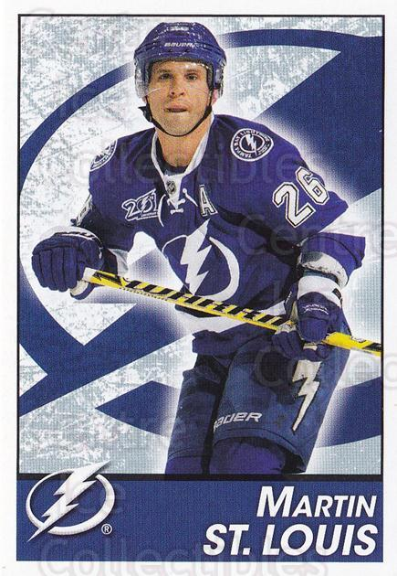 2013-14 Panini Stickers #152 Martin St Louis<br/>2 In Stock - $1.00 each - <a href=https://centericecollectibles.foxycart.com/cart?name=2013-14%20Panini%20Stickers%20%23152%20Martin%20St%20Louis...&quantity_max=2&price=$1.00&code=767603 class=foxycart> Buy it now! </a>
