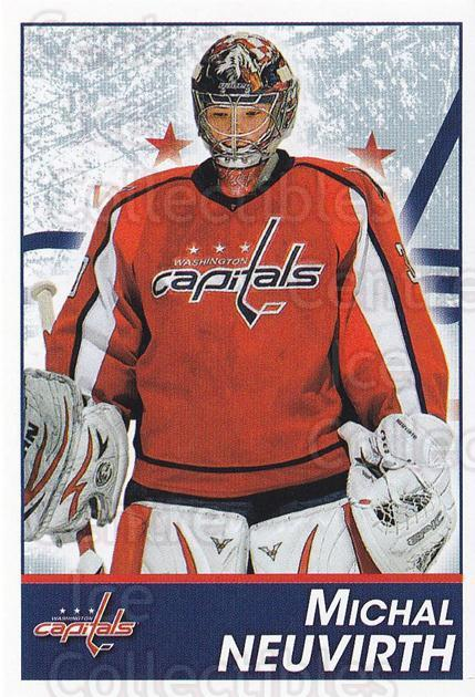 2013-14 Panini Stickers #164 Michal Neuvirth<br/>2 In Stock - $1.00 each - <a href=https://centericecollectibles.foxycart.com/cart?name=2013-14%20Panini%20Stickers%20%23164%20Michal%20Neuvirth...&quantity_max=2&price=$1.00&code=767615 class=foxycart> Buy it now! </a>