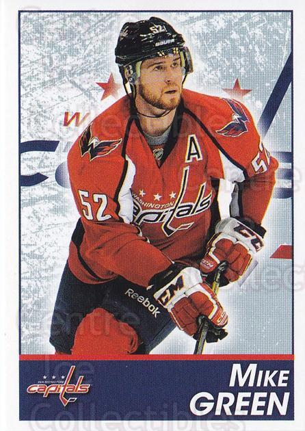 2013-14 Panini Stickers #167 Mike Green<br/>2 In Stock - $1.00 each - <a href=https://centericecollectibles.foxycart.com/cart?name=2013-14%20Panini%20Stickers%20%23167%20Mike%20Green...&quantity_max=2&price=$1.00&code=767618 class=foxycart> Buy it now! </a>