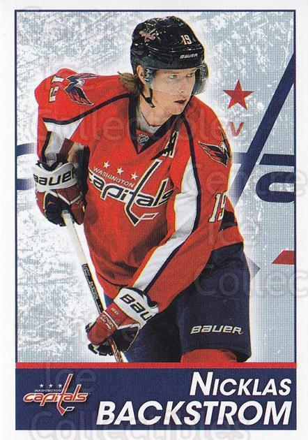 2013-14 Panini Stickers #171 Nicklas Backstrom<br/>2 In Stock - $1.00 each - <a href=https://centericecollectibles.foxycart.com/cart?name=2013-14%20Panini%20Stickers%20%23171%20Nicklas%20Backstr...&quantity_max=2&price=$1.00&code=767622 class=foxycart> Buy it now! </a>