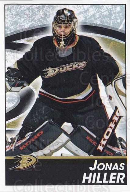2013-14 Panini Stickers #173 Jonas Hiller<br/>2 In Stock - $1.00 each - <a href=https://centericecollectibles.foxycart.com/cart?name=2013-14%20Panini%20Stickers%20%23173%20Jonas%20Hiller...&quantity_max=2&price=$1.00&code=767624 class=foxycart> Buy it now! </a>