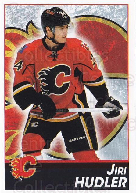 2013-14 Panini Stickers #190 Jiri Hudler<br/>1 In Stock - $1.00 each - <a href=https://centericecollectibles.foxycart.com/cart?name=2013-14%20Panini%20Stickers%20%23190%20Jiri%20Hudler...&quantity_max=1&price=$1.00&code=767641 class=foxycart> Buy it now! </a>