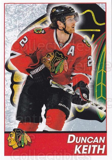 2013-14 Panini Stickers #192 Duncan Keith<br/>2 In Stock - $2.00 each - <a href=https://centericecollectibles.foxycart.com/cart?name=2013-14%20Panini%20Stickers%20%23192%20Duncan%20Keith...&quantity_max=2&price=$2.00&code=767643 class=foxycart> Buy it now! </a>