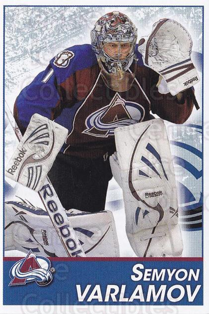 2013-14 Panini Stickers #200 Semyon Varlamov<br/>2 In Stock - $1.00 each - <a href=https://centericecollectibles.foxycart.com/cart?name=2013-14%20Panini%20Stickers%20%23200%20Semyon%20Varlamov...&quantity_max=2&price=$1.00&code=767651 class=foxycart> Buy it now! </a>