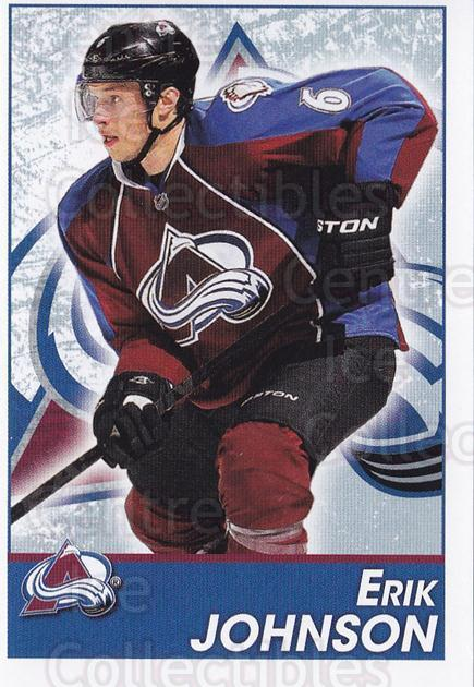 2013-14 Panini Stickers #201 Erik Johnson<br/>2 In Stock - $1.00 each - <a href=https://centericecollectibles.foxycart.com/cart?name=2013-14%20Panini%20Stickers%20%23201%20Erik%20Johnson...&quantity_max=2&price=$1.00&code=767652 class=foxycart> Buy it now! </a>