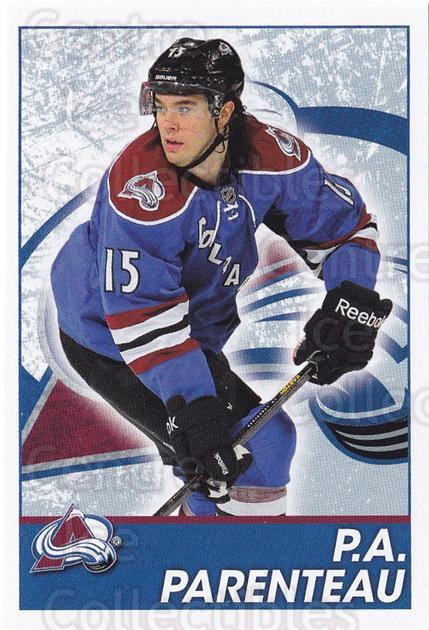 2013-14 Panini Stickers #204 PA Parenteau<br/>2 In Stock - $1.00 each - <a href=https://centericecollectibles.foxycart.com/cart?name=2013-14%20Panini%20Stickers%20%23204%20PA%20Parenteau...&quantity_max=2&price=$1.00&code=767655 class=foxycart> Buy it now! </a>