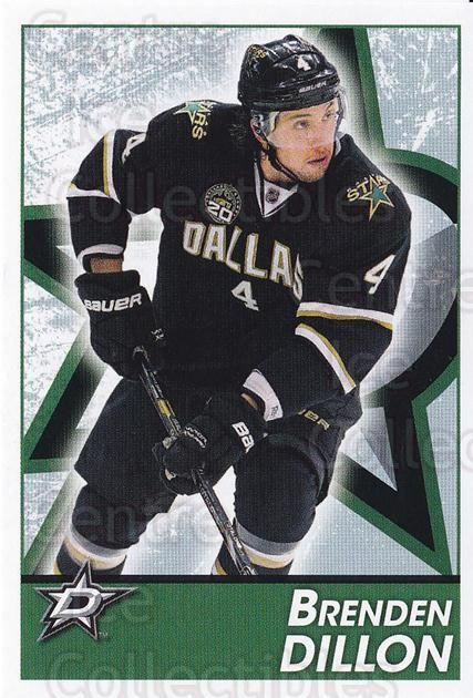 2013-14 Panini Stickers #212 Brenden Dillon<br/>2 In Stock - $1.00 each - <a href=https://centericecollectibles.foxycart.com/cart?name=2013-14%20Panini%20Stickers%20%23212%20Brenden%20Dillon...&quantity_max=2&price=$1.00&code=767663 class=foxycart> Buy it now! </a>