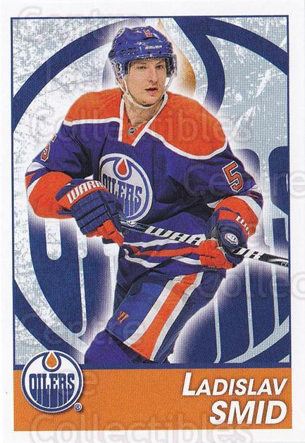 2013-14 Panini Stickers #220 Ladislav Smid<br/>2 In Stock - $1.00 each - <a href=https://centericecollectibles.foxycart.com/cart?name=2013-14%20Panini%20Stickers%20%23220%20Ladislav%20Smid...&quantity_max=2&price=$1.00&code=767671 class=foxycart> Buy it now! </a>