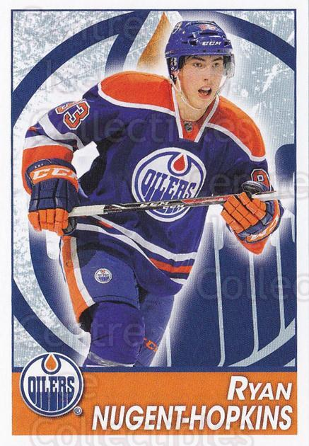 2013-14 Panini Stickers #226 Ryan Nugent-Hopkins<br/>2 In Stock - $1.00 each - <a href=https://centericecollectibles.foxycart.com/cart?name=2013-14%20Panini%20Stickers%20%23226%20Ryan%20Nugent-Hop...&quantity_max=2&price=$1.00&code=767677 class=foxycart> Buy it now! </a>