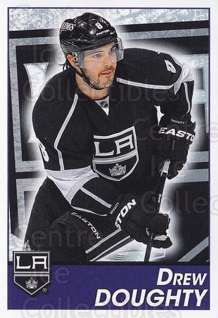 2013-14 Panini Stickers #229 Drew Doughty<br/>2 In Stock - $1.00 each - <a href=https://centericecollectibles.foxycart.com/cart?name=2013-14%20Panini%20Stickers%20%23229%20Drew%20Doughty...&quantity_max=2&price=$1.00&code=767680 class=foxycart> Buy it now! </a>