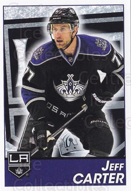 2013-14 Panini Stickers #234 Jeff Carter<br/>1 In Stock - $1.00 each - <a href=https://centericecollectibles.foxycart.com/cart?name=2013-14%20Panini%20Stickers%20%23234%20Jeff%20Carter...&quantity_max=1&price=$1.00&code=767685 class=foxycart> Buy it now! </a>