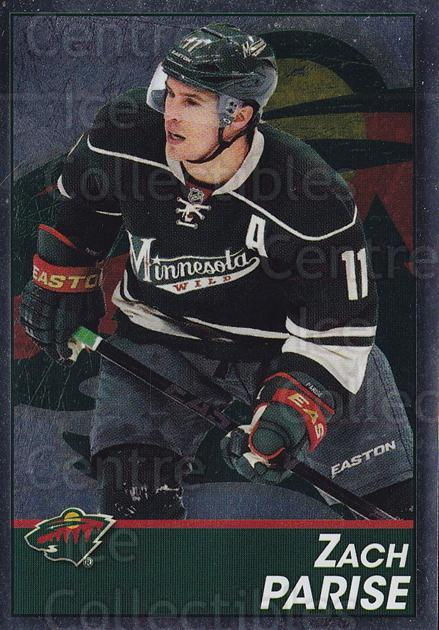 2013-14 Panini Stickers #241 Zach Parise<br/>2 In Stock - $1.00 each - <a href=https://centericecollectibles.foxycart.com/cart?name=2013-14%20Panini%20Stickers%20%23241%20Zach%20Parise...&quantity_max=2&price=$1.00&code=767692 class=foxycart> Buy it now! </a>