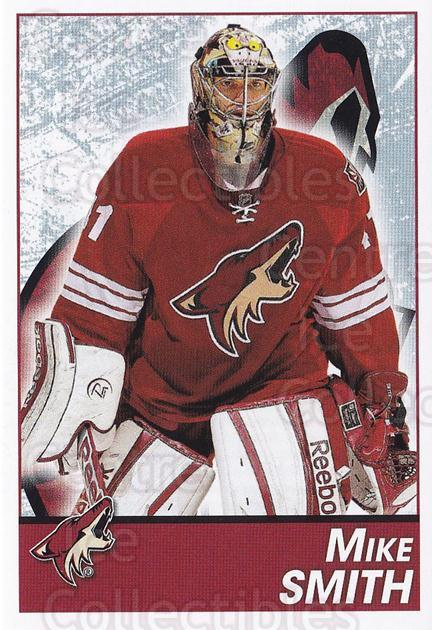 2013-14 Panini Stickers #254 Mike Smith<br/>2 In Stock - $1.00 each - <a href=https://centericecollectibles.foxycart.com/cart?name=2013-14%20Panini%20Stickers%20%23254%20Mike%20Smith...&quantity_max=2&price=$1.00&code=767705 class=foxycart> Buy it now! </a>