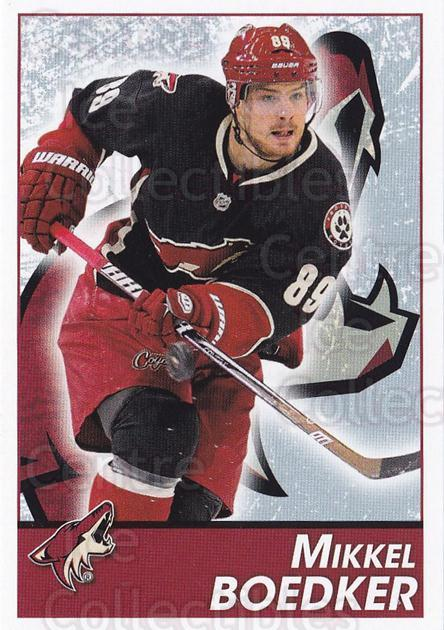 2013-14 Panini Stickers #258 Mikkel Boedker<br/>2 In Stock - $1.00 each - <a href=https://centericecollectibles.foxycart.com/cart?name=2013-14%20Panini%20Stickers%20%23258%20Mikkel%20Boedker...&quantity_max=2&price=$1.00&code=767709 class=foxycart> Buy it now! </a>