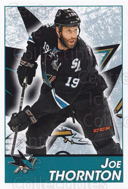 2013-14 Panini Stickers #270 Joe Thornton<br/>2 In Stock - $1.00 each - <a href=https://centericecollectibles.foxycart.com/cart?name=2013-14%20Panini%20Stickers%20%23270%20Joe%20Thornton...&quantity_max=2&price=$1.00&code=767721 class=foxycart> Buy it now! </a>