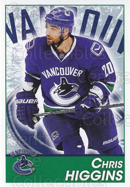 2013-14 Panini Stickers #285 Chris Higgins<br/>2 In Stock - $1.00 each - <a href=https://centericecollectibles.foxycart.com/cart?name=2013-14%20Panini%20Stickers%20%23285%20Chris%20Higgins...&quantity_max=2&price=$1.00&code=767736 class=foxycart> Buy it now! </a>