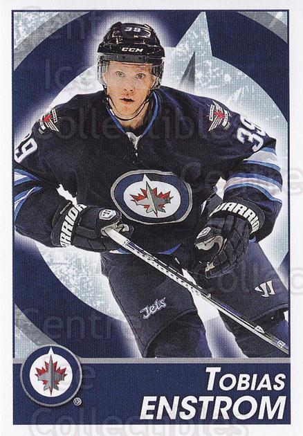2013-14 Panini Stickers #293 Tobias Enstrom<br/>2 In Stock - $1.00 each - <a href=https://centericecollectibles.foxycart.com/cart?name=2013-14%20Panini%20Stickers%20%23293%20Tobias%20Enstrom...&quantity_max=2&price=$1.00&code=767744 class=foxycart> Buy it now! </a>