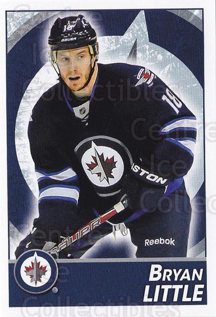 2013-14 Panini Stickers #298 Bryan Little<br/>2 In Stock - $1.00 each - <a href=https://centericecollectibles.foxycart.com/cart?name=2013-14%20Panini%20Stickers%20%23298%20Bryan%20Little...&quantity_max=2&price=$1.00&code=767749 class=foxycart> Buy it now! </a>