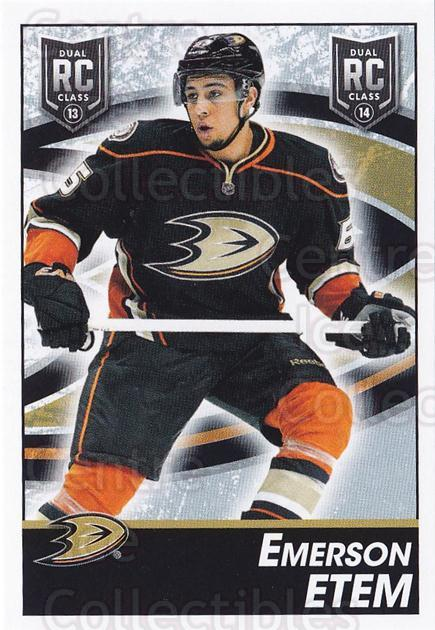 2013-14 Panini Stickers #304 Emerson Etem<br/>2 In Stock - $2.00 each - <a href=https://centericecollectibles.foxycart.com/cart?name=2013-14%20Panini%20Stickers%20%23304%20Emerson%20Etem...&quantity_max=2&price=$2.00&code=767755 class=foxycart> Buy it now! </a>
