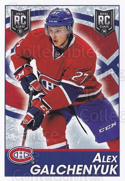 2013-14 Panini Stickers #306 Alex Galchenyuk<br/>2 In Stock - $2.00 each - <a href=https://centericecollectibles.foxycart.com/cart?name=2013-14%20Panini%20Stickers%20%23306%20Alex%20Galchenyuk...&quantity_max=2&price=$2.00&code=767757 class=foxycart> Buy it now! </a>