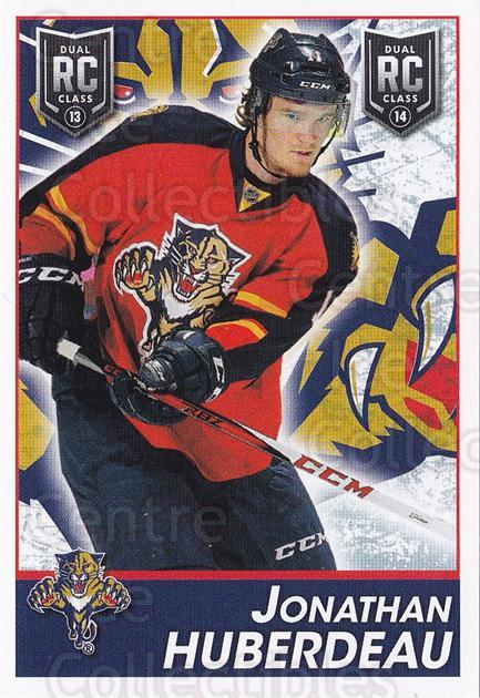 2013-14 Panini Stickers #312 Jonathan Huberdeau<br/>2 In Stock - $3.00 each - <a href=https://centericecollectibles.foxycart.com/cart?name=2013-14%20Panini%20Stickers%20%23312%20Jonathan%20Huberd...&quantity_max=2&price=$3.00&code=767763 class=foxycart> Buy it now! </a>