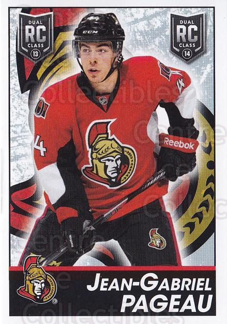 2013-14 Panini Stickers #317 Jean-Gabriel Pageau<br/>1 In Stock - $2.00 each - <a href=https://centericecollectibles.foxycart.com/cart?name=2013-14%20Panini%20Stickers%20%23317%20Jean-Gabriel%20Pa...&quantity_max=1&price=$2.00&code=767768 class=foxycart> Buy it now! </a>