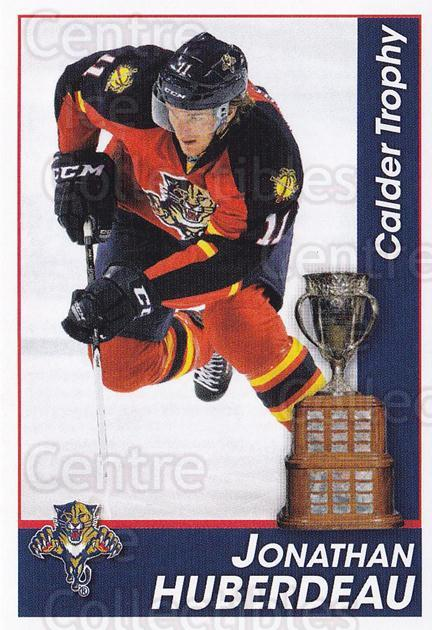 2013-14 Panini Stickers #326 Jonathan Huberdeau, Calder Trophy<br/>2 In Stock - $2.00 each - <a href=https://centericecollectibles.foxycart.com/cart?name=2013-14%20Panini%20Stickers%20%23326%20Jonathan%20Huberd...&quantity_max=2&price=$2.00&code=767777 class=foxycart> Buy it now! </a>