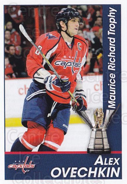 2013-14 Panini Stickers #328 Alex Ovechkin, Richard Trophy<br/>2 In Stock - $3.00 each - <a href=https://centericecollectibles.foxycart.com/cart?name=2013-14%20Panini%20Stickers%20%23328%20Alex%20Ovechkin,%20...&quantity_max=2&price=$3.00&code=767779 class=foxycart> Buy it now! </a>