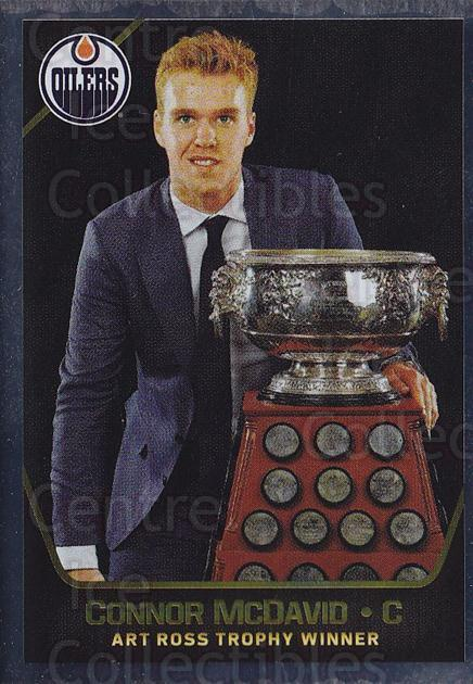 2017-18 Panini Stickers #2 Connor McDavid, Art Ross Trophy Winner<br/>1 In Stock - $5.00 each - <a href=https://centericecollectibles.foxycart.com/cart?name=2017-18%20Panini%20Stickers%20%232%20Connor%20McDavid,...&quantity_max=1&price=$5.00&code=767811 class=foxycart> Buy it now! </a>