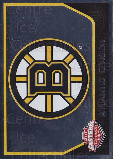 2017-18 Panini Stickers #10 Boston Bruins<br/>1 In Stock - $1.00 each - <a href=https://centericecollectibles.foxycart.com/cart?name=2017-18%20Panini%20Stickers%20%2310%20Boston%20Bruins...&quantity_max=1&price=$1.00&code=767819 class=foxycart> Buy it now! </a>