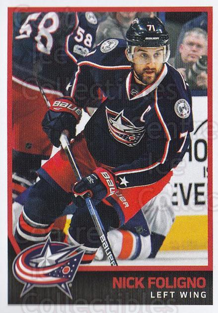 2017-18 Panini Stickers #62 Nick Foligno<br/>1 In Stock - $1.00 each - <a href=https://centericecollectibles.foxycart.com/cart?name=2017-18%20Panini%20Stickers%20%2362%20Nick%20Foligno...&quantity_max=1&price=$1.00&code=767871 class=foxycart> Buy it now! </a>