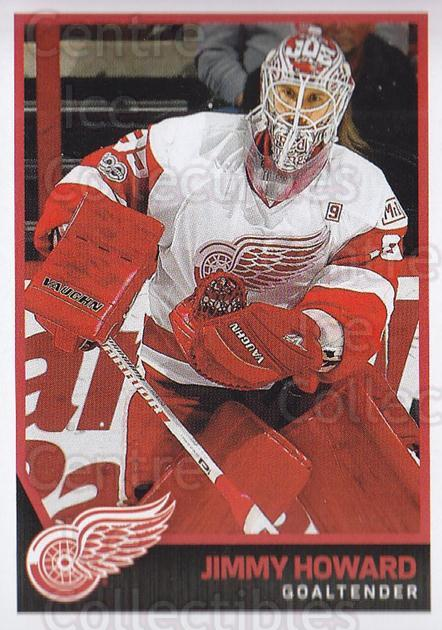 2017-18 Panini Stickers #71 Jimmy Howard<br/>1 In Stock - $1.00 each - <a href=https://centericecollectibles.foxycart.com/cart?name=2017-18%20Panini%20Stickers%20%2371%20Jimmy%20Howard...&quantity_max=1&price=$1.00&code=767880 class=foxycart> Buy it now! </a>