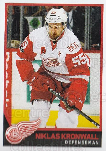 2017-18 Panini Stickers #74 Niklas Kronwall<br/>1 In Stock - $1.00 each - <a href=https://centericecollectibles.foxycart.com/cart?name=2017-18%20Panini%20Stickers%20%2374%20Niklas%20Kronwall...&quantity_max=1&price=$1.00&code=767883 class=foxycart> Buy it now! </a>