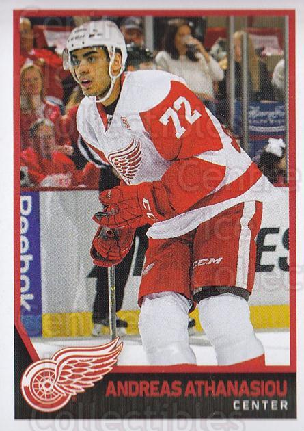 2017-18 Panini Stickers #75 Andreas Athanasiou<br/>1 In Stock - $1.00 each - <a href=https://centericecollectibles.foxycart.com/cart?name=2017-18%20Panini%20Stickers%20%2375%20Andreas%20Athanas...&quantity_max=1&price=$1.00&code=767884 class=foxycart> Buy it now! </a>