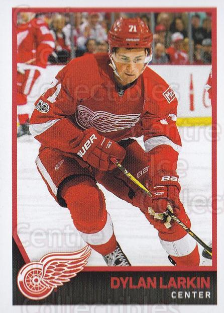 2017-18 Panini Stickers #76 Dylan Larkin<br/>1 In Stock - $1.00 each - <a href=https://centericecollectibles.foxycart.com/cart?name=2017-18%20Panini%20Stickers%20%2376%20Dylan%20Larkin...&quantity_max=1&price=$1.00&code=767885 class=foxycart> Buy it now! </a>