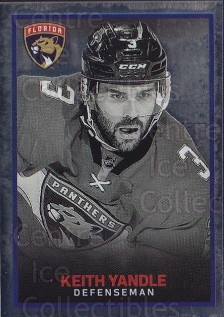 2017-18 Panini Stickers #82 Keith Yandle<br/>1 In Stock - $1.00 each - <a href=https://centericecollectibles.foxycart.com/cart?name=2017-18%20Panini%20Stickers%20%2382%20Keith%20Yandle...&quantity_max=1&price=$1.00&code=767891 class=foxycart> Buy it now! </a>
